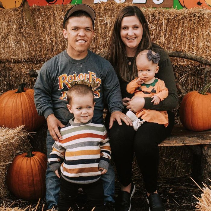 Tori Roloff y Zach Roloff 'no tenían miedo de mostrar' la emoción de los niños en medio de un aborto espontáneo