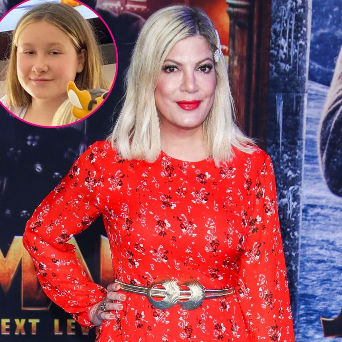 Tori Spelling Says Daughter Stella Has Her Groove Back After Being Bullied