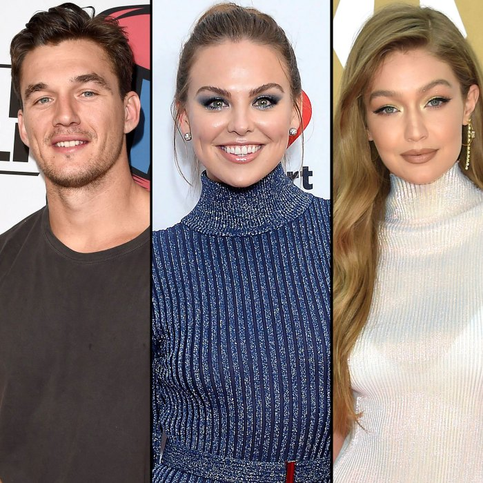 Tyler Cameron llama a Hannah B., Gigi Hadid Drama 'un gran error en mi final'