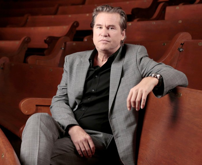 Val Kilmer Gives Update Throat Cancer Recovery Val Doc Trailer