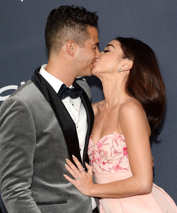 Wells Adams Talks Planning Wedding With Sarah Hyland for the 3rd Time 2