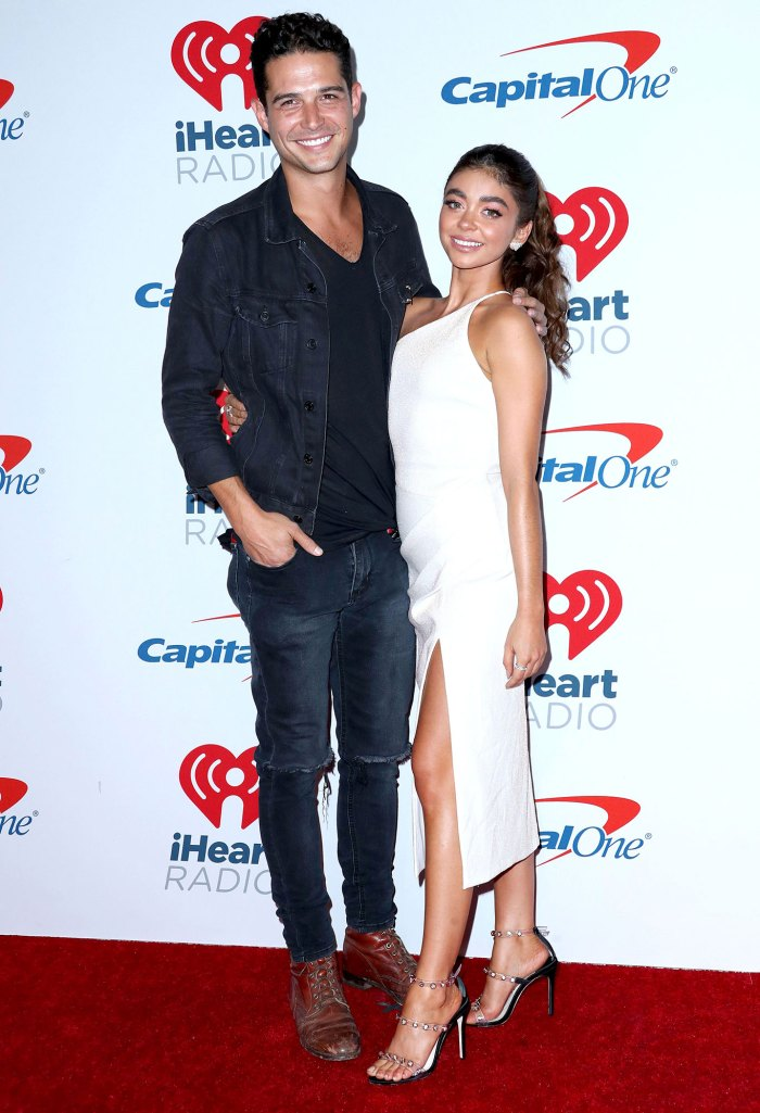 Wells Adams Talks Planning Wedding With Sarah Hyland for the 3rd Time