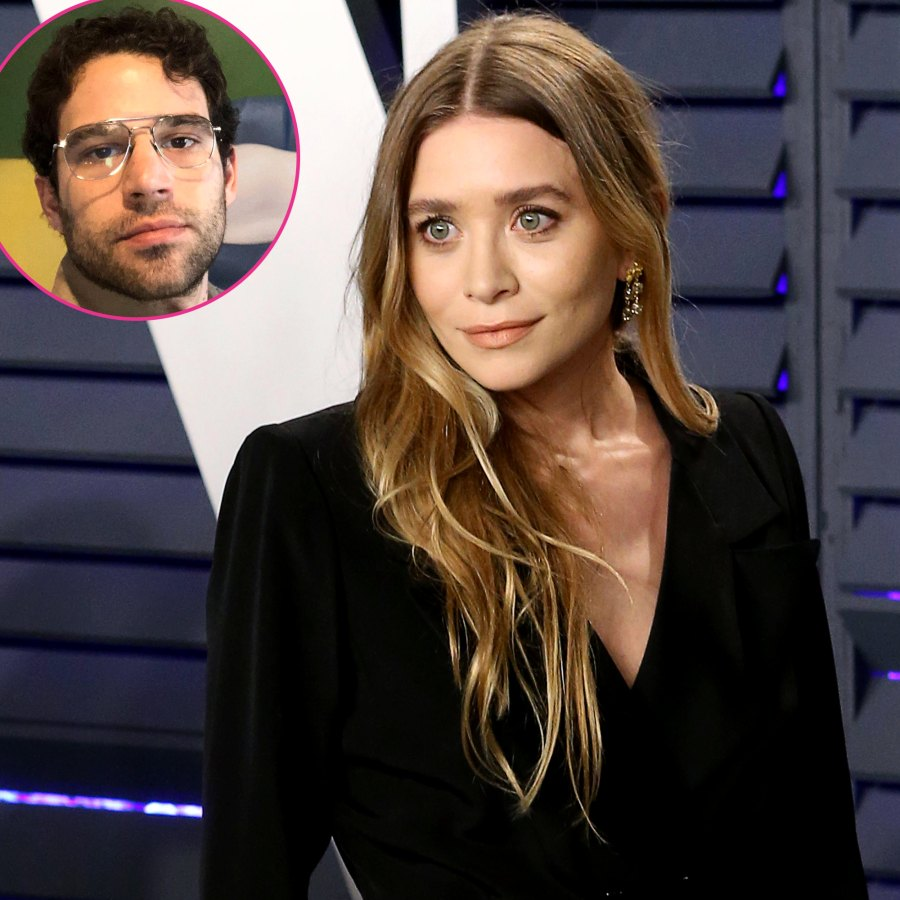 Who is Louis Eisner? 5 Things to Know About Ashley Olsen's Boyfriend of 2 Years