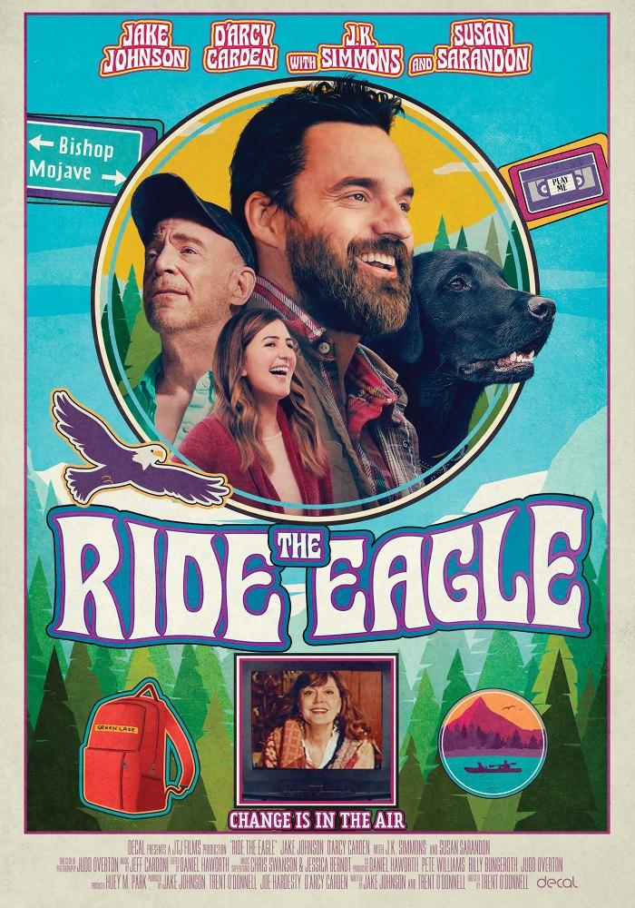 Por qué 'Ride the Eagle' de Jake Johnson es el 'tranquilo y pequeño indie' para ver