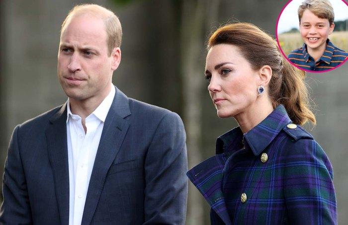 Por qué el príncipe William, la duquesa Kate, está nerviosa por el futuro de Georges