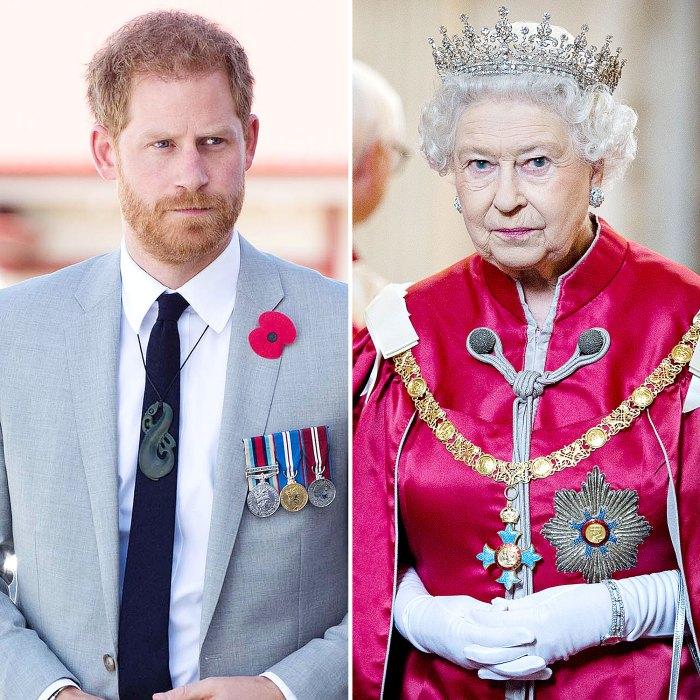 Por qué el libro Timing Prince Harry podría verse como una reina irrespetuosa