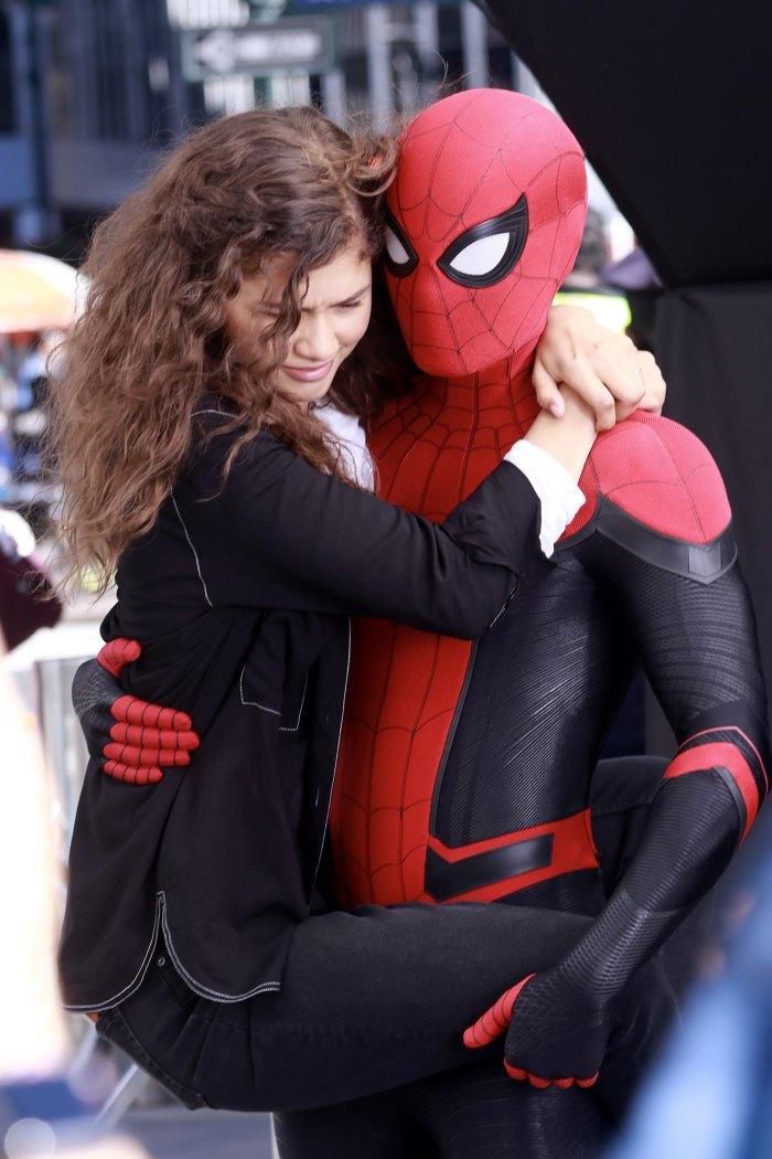 Zendaya está 'agradecida' por la experiencia 'especial' de trabajar con Tom Holland en la franquicia de 'Spider-Man'