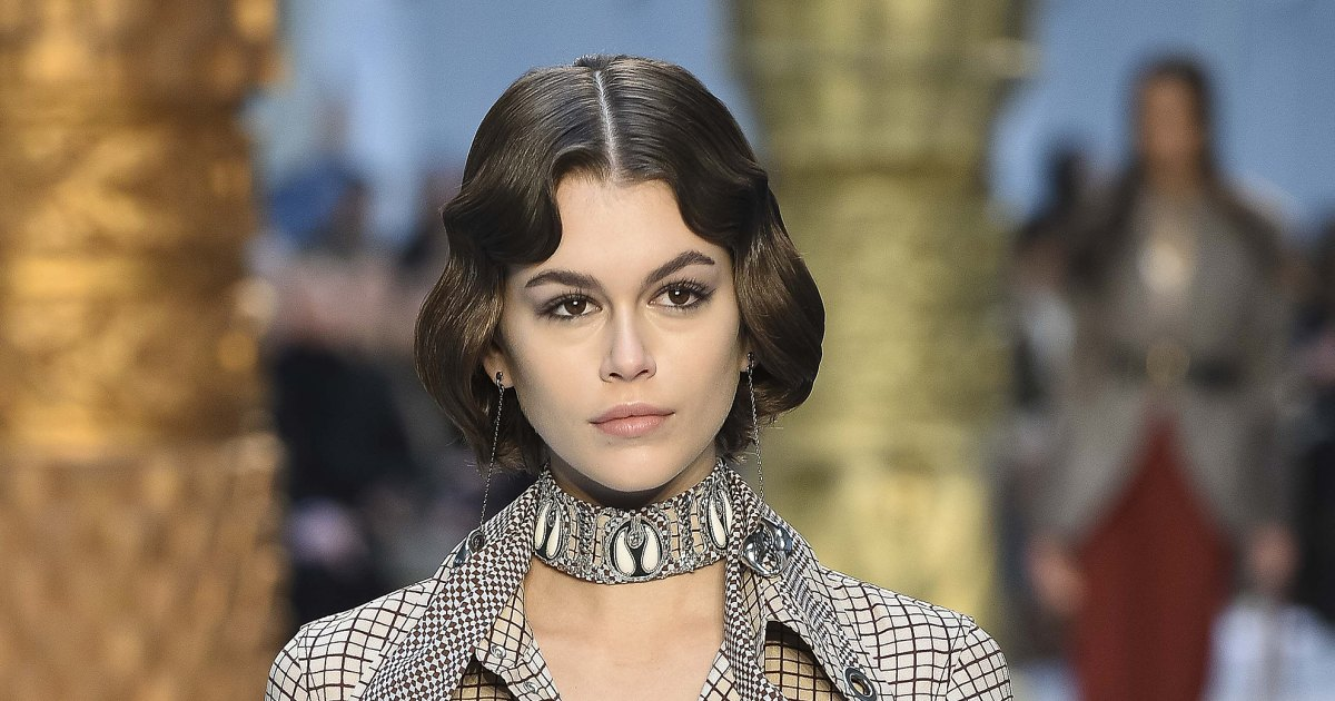 Kaia Gerber Loves This Superfood Cleanser That's Like Green Juice for Your Skin.jpg