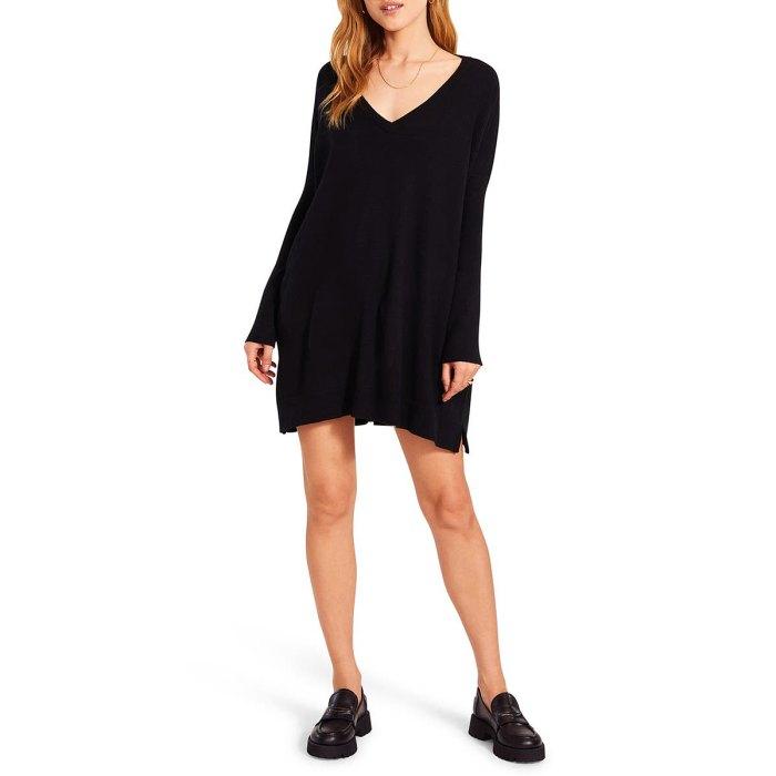 nordstrom-aniversario-rebajas-suéter-vestido