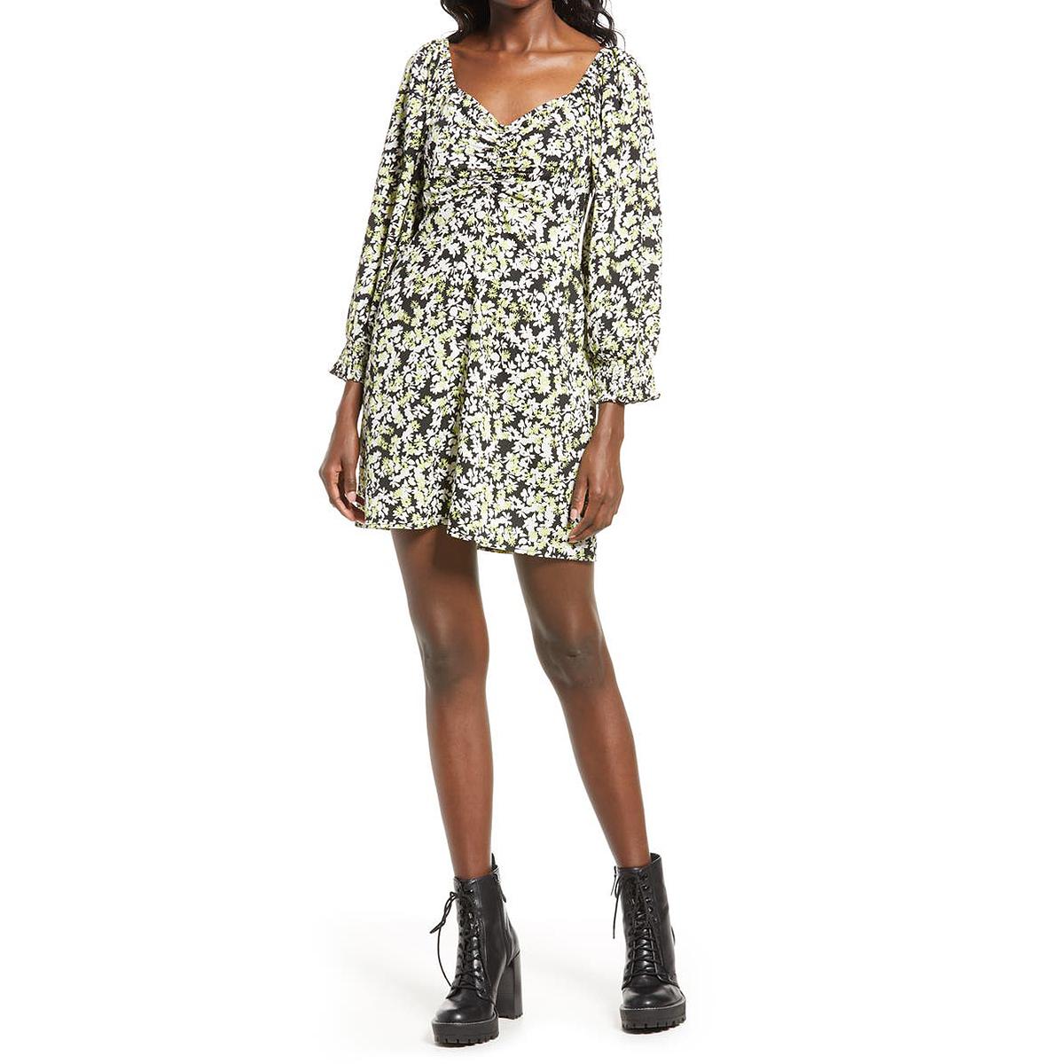 nordstrom-anniversary-sale-zara-style-vero-moda-dress