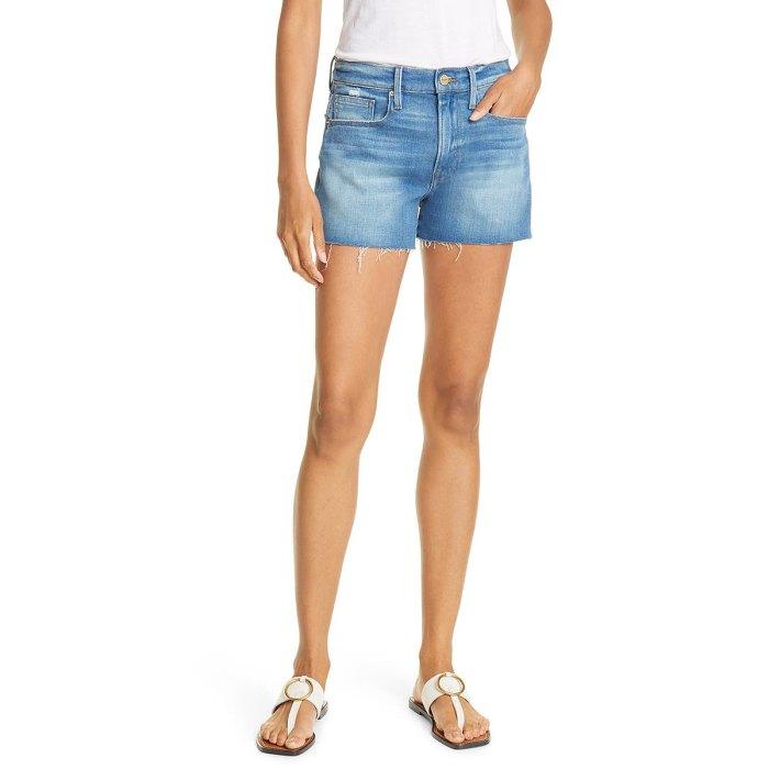 nordstrom-frame-denim-shorts