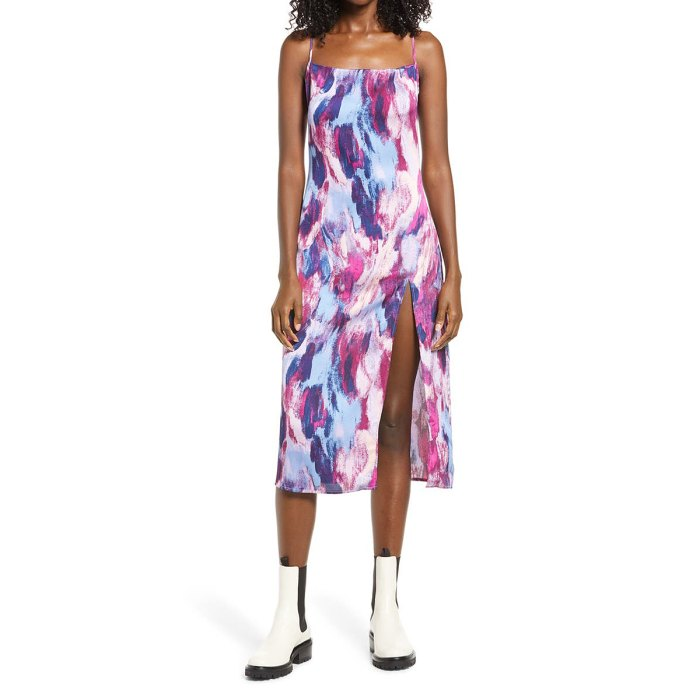 nordstrom-rebajas-crepe-vestido de verano