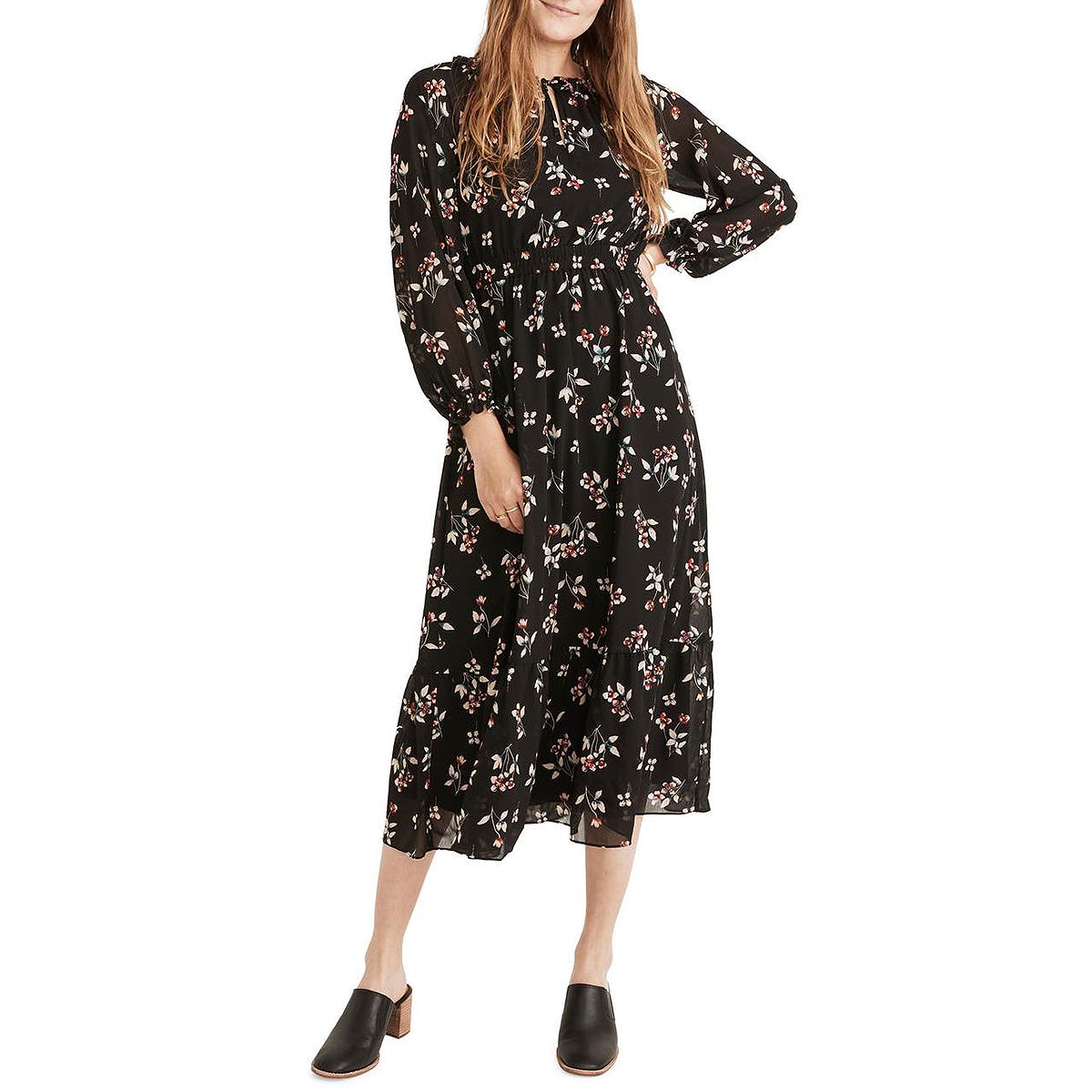 nordstrom-sale-floral-dress