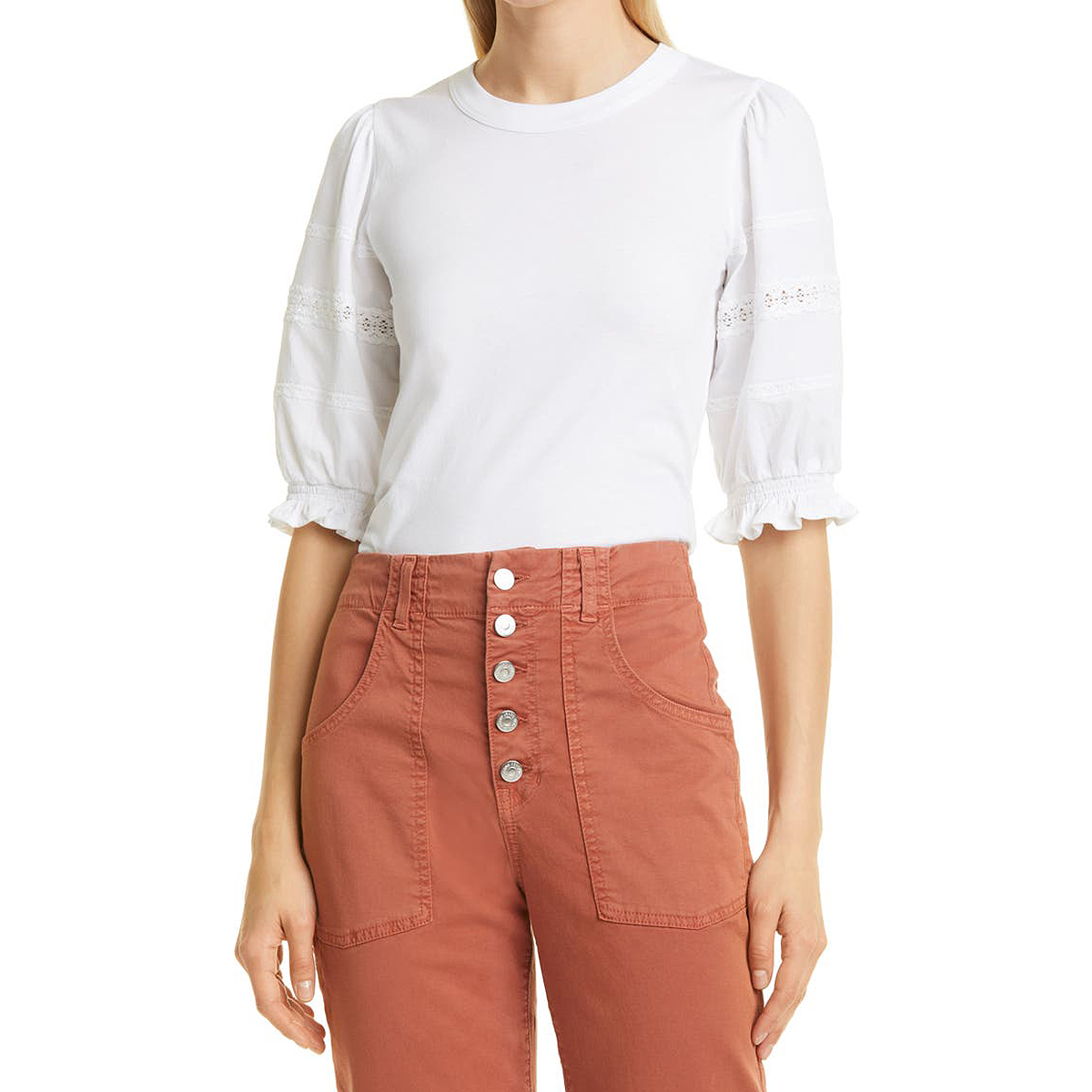 nordstrom-sale-puff-sleeve-blouse