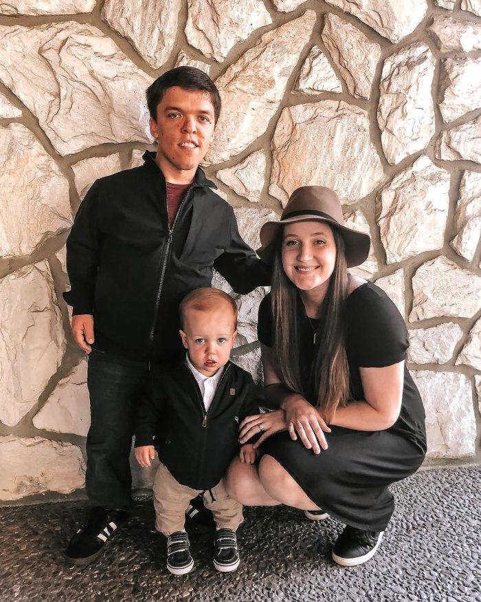 Tori Roloff y Zach Roloff admiten que son 'tan malos' al disciplinar a su hijo Jackson de 4 años: video