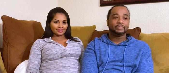 Los novios de 90 días Anny Francisco y Robert Springs dan la bienvenida a su segundo hijo juntos
