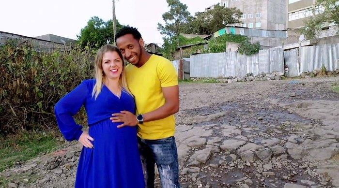 Novios de 90 días Ariela defiende invitar a su ex a quedarse con su biniyam