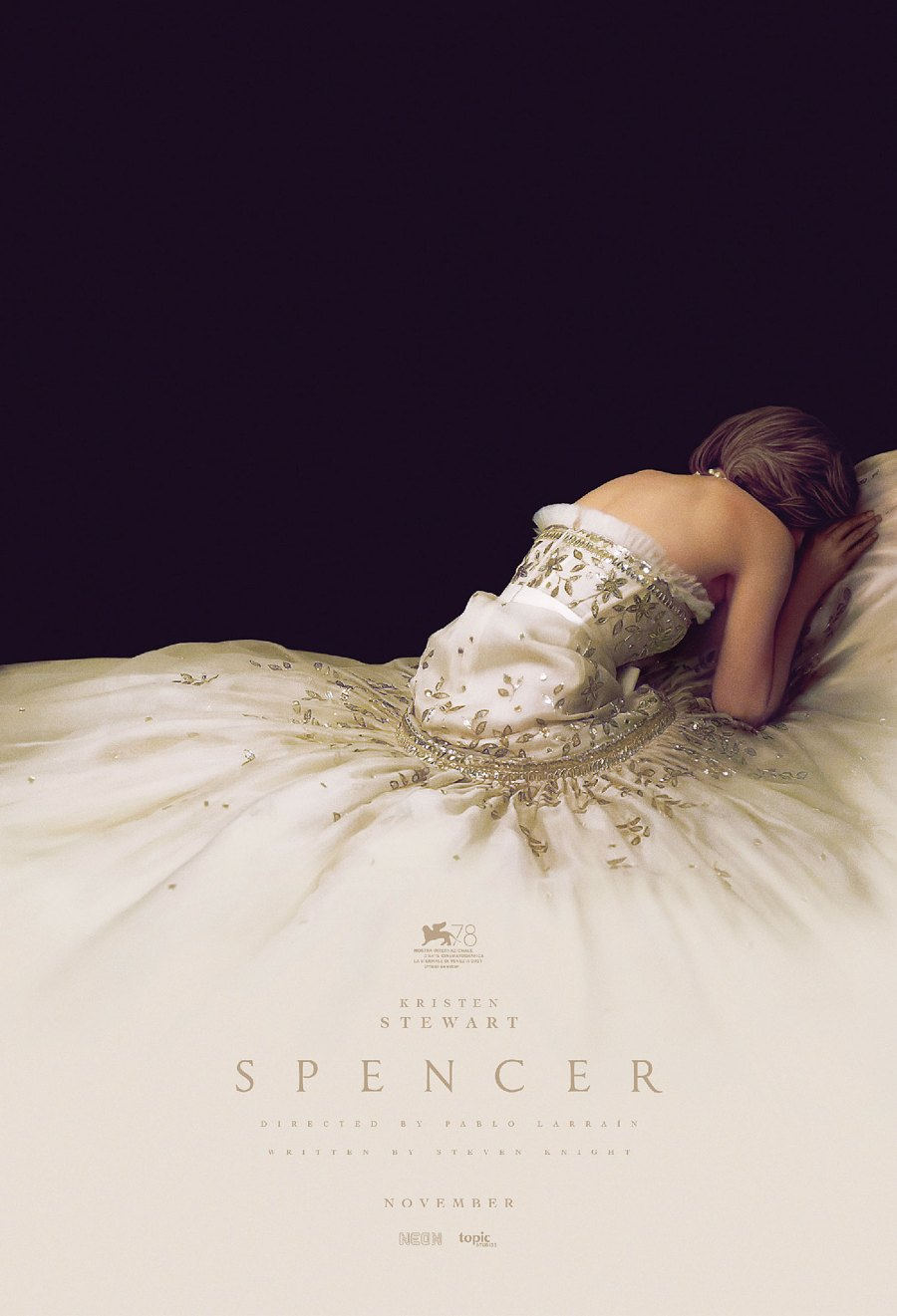 A New Poster Everything Know About Kristen Stewart Spencer Movie