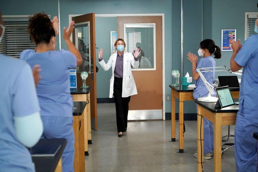 ABC Grey's Anatomy Fall TV Premiere Dates 2021