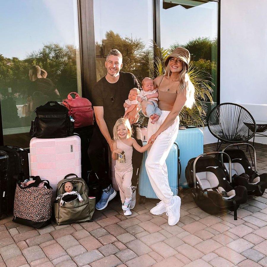 Aloha! Inside Lauren Burnham, Arie's 1st Trip to Hawaii Home With 3 Kids