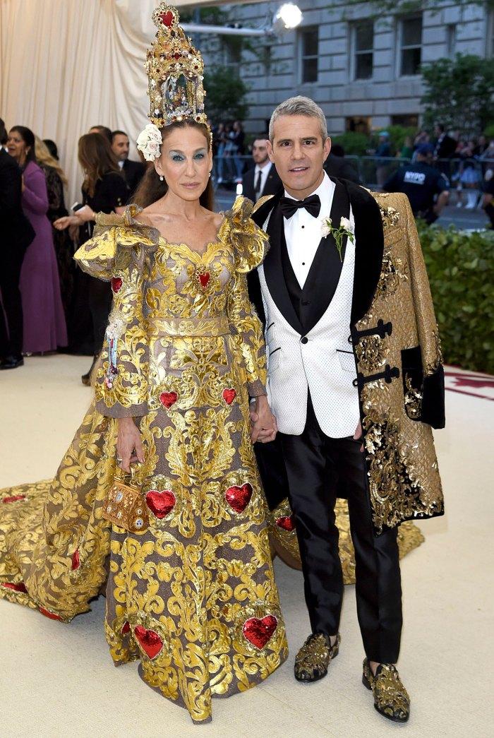 Andy Cohen y 'Date' Sarah Jessica Parker podrían omitir la Gala del Met 2021: aquí está el por qué