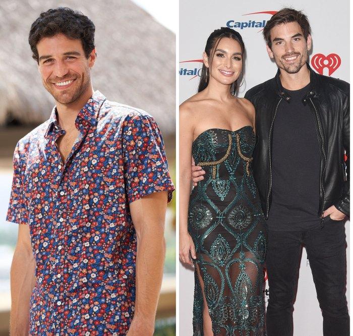 Ashley Iaconetti y Jared Haibon reflexionan sobre por qué es difícil volver a 'Bachelor in Paradise'