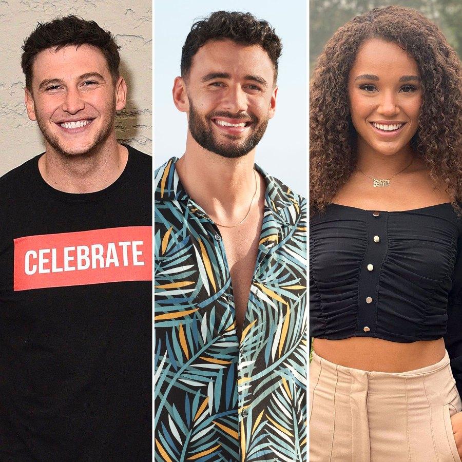 Bachelor Nation Reacts to Brendan Morais, Pieper James Bachelor in Paradise Drama
