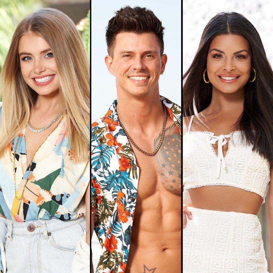 Bachelor in Paradise Recap Demi Burnett Comes Between Kenny Braasch and Mari Pepin