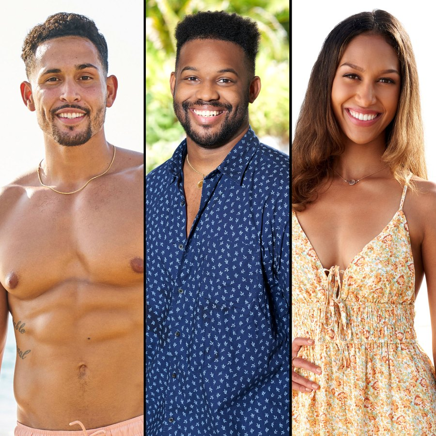 Bachelor in Paradise Thomas Jacobs Brings the Drama With Tre Cooper and Serena Pitt