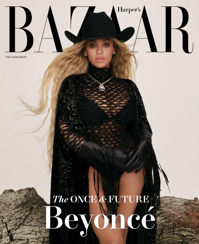 Beyonce: Este es mi momento 'más satisfactorio' como mamá a hija Blue 1