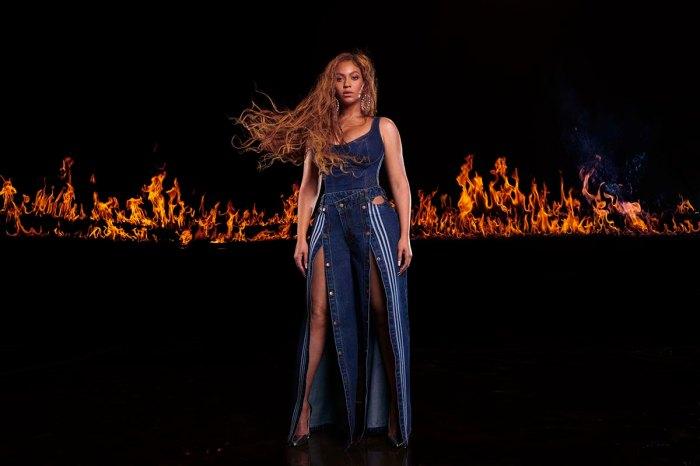 Beyonces Kids Blue Ivy Sir Rumi Are Stars Campaña infantil de Ivy Park
