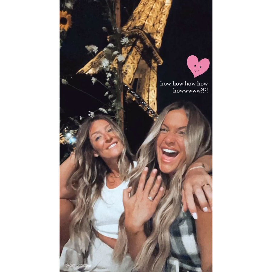 Big Brother Christie Murphy Is Engaged to Girlfriend Jamie After Paris Proposal 4