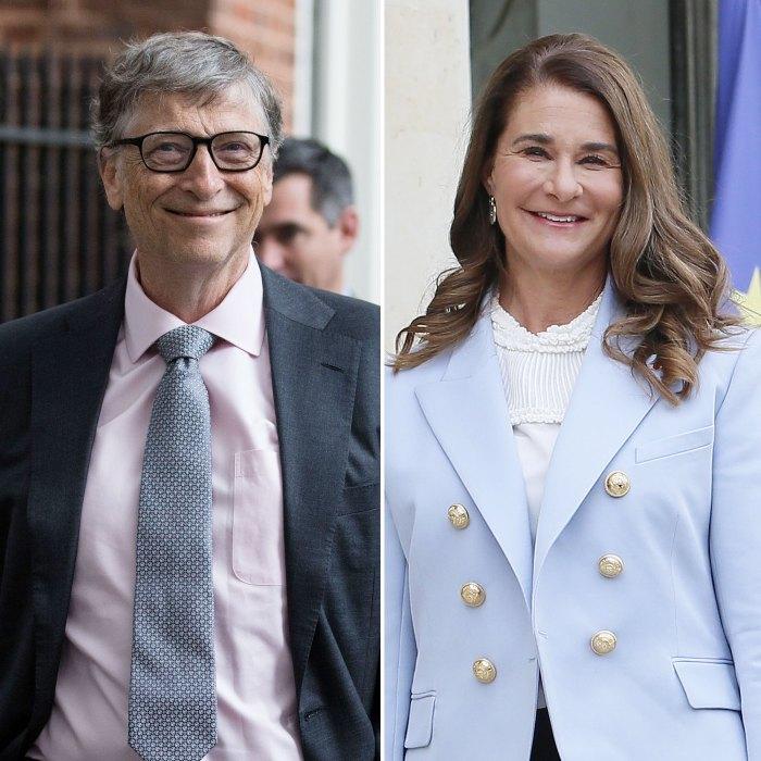 Bill Gates Mi separación de Melinda Gates es un hito muy triste