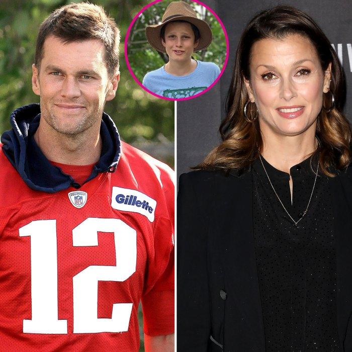¡Cumpleañero!  Tom Brady celebra que el hijo de él y Bridget, Jack, cumple 14 años