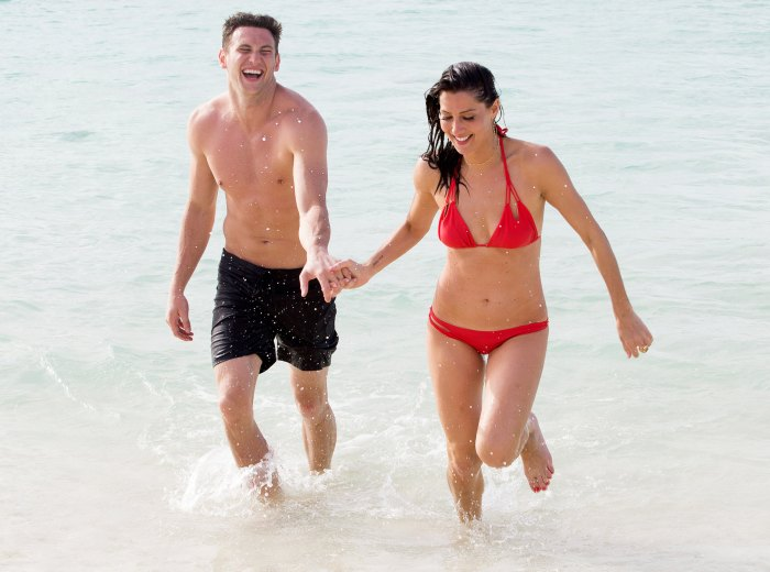 Blake Horstmann Was Talking to Becca Kufrin Again Before She Joined 'Bachelor in Paradise'