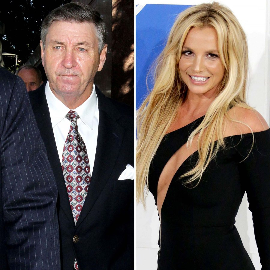 Britney Spears Dad Jamie Steps Down Conservator After Hearing