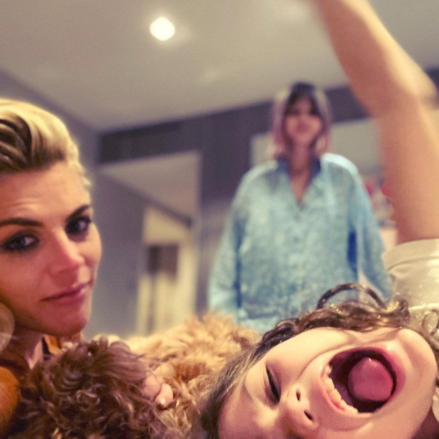 Busy Philipps and Mark Silverstein's Family Album With Birdie and Cricket Moms Music
