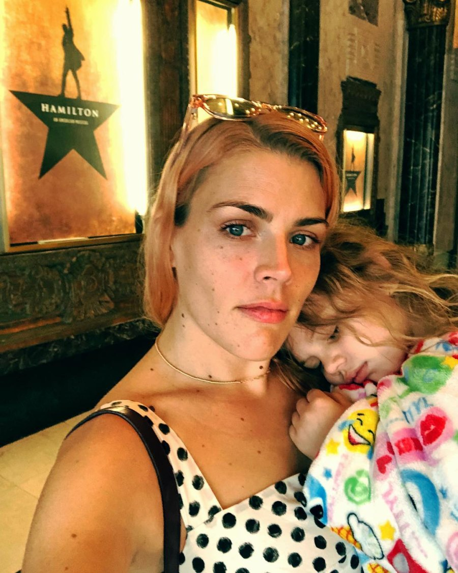 Busy Philipps and Mark Silverstein's Family Album With Birdie and Cricket So Sleepy