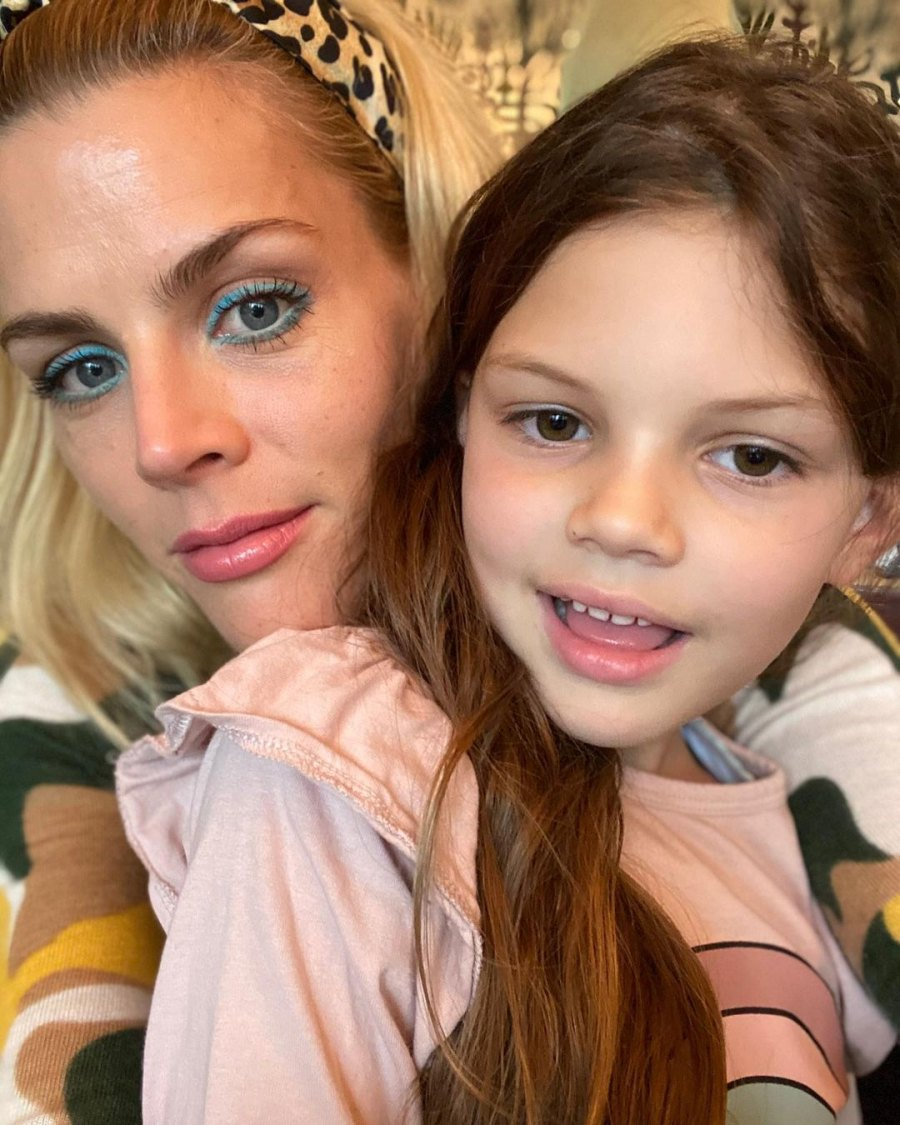 Busy Philipps and Mark Silverstein's Family Album With Birdie and Cricket Sweet Selfie