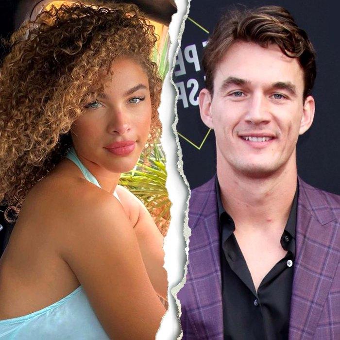 Camila Kendra rompió su relación con Tyler Cameron