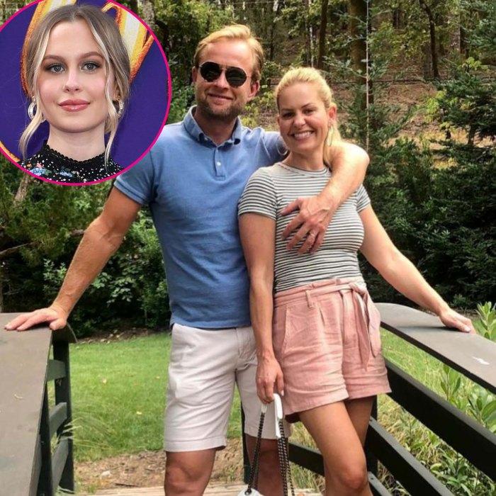 A la hija de Candace Cameron Bures le gusta la foto polémica de sus padres