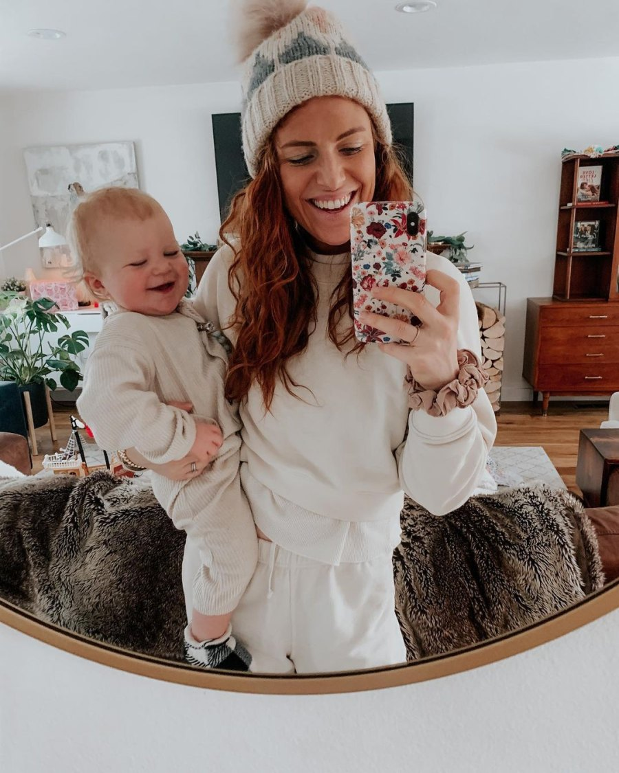 Celeb Moms Who Suffered From Mastitis Over the Years Audrey Roloff