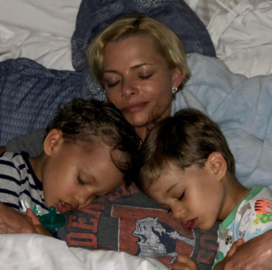 Celeb Moms Who Suffered From Mastitis Over the Years Jaime Pressly