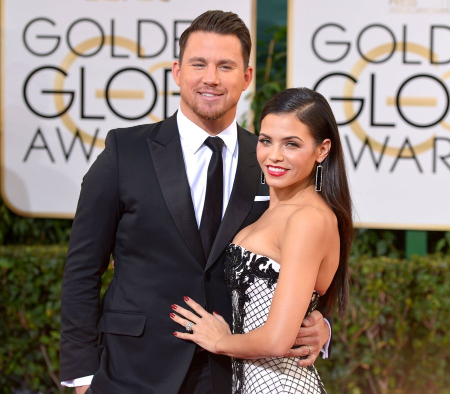 Channing Tatum and Jenna Dewan Ups and Downs Through the Years