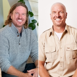 Whoa! Chip Gaines Looks Unrecognizable After Shaving His Hair: 'That Is a Bald Head'