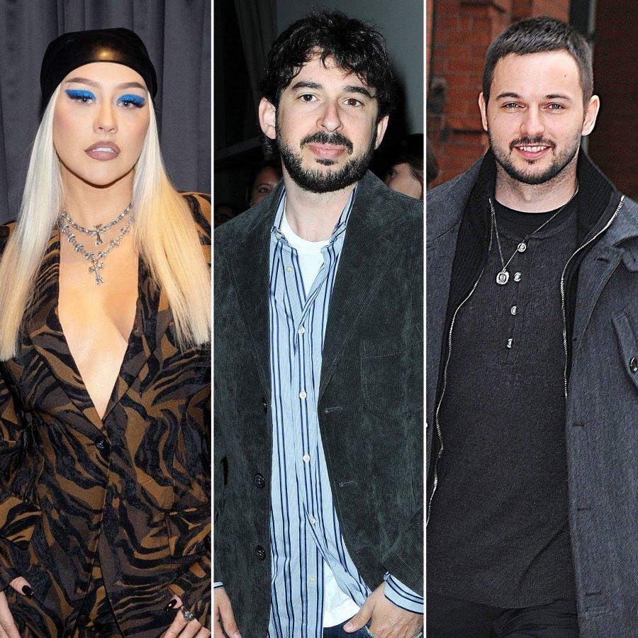 Christina Aguilera Kids With Jordan Bratman Matthew Rutler Family Album