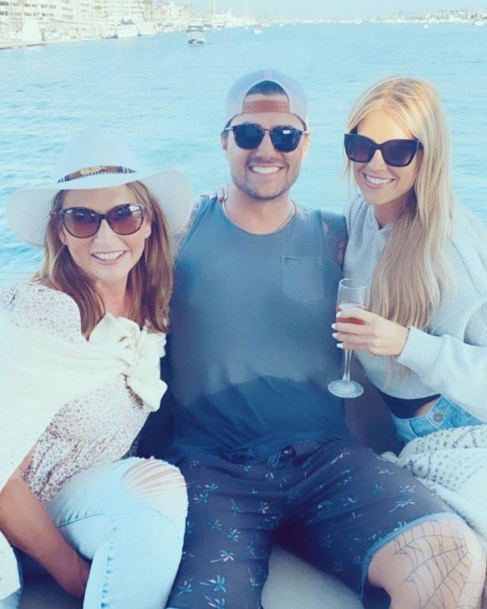 Christina Haack supuestamente elimina la foto del anillo de Joshua Hall