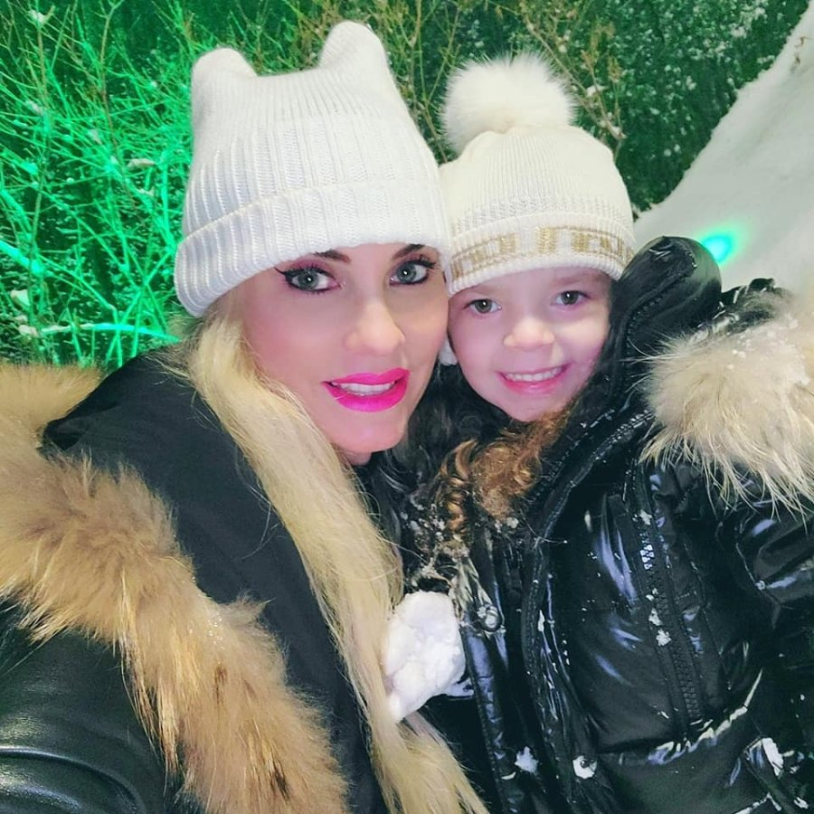Coco Austin Is 'Savoring Every Moment' of Breast-Feeding Daughter Chanel