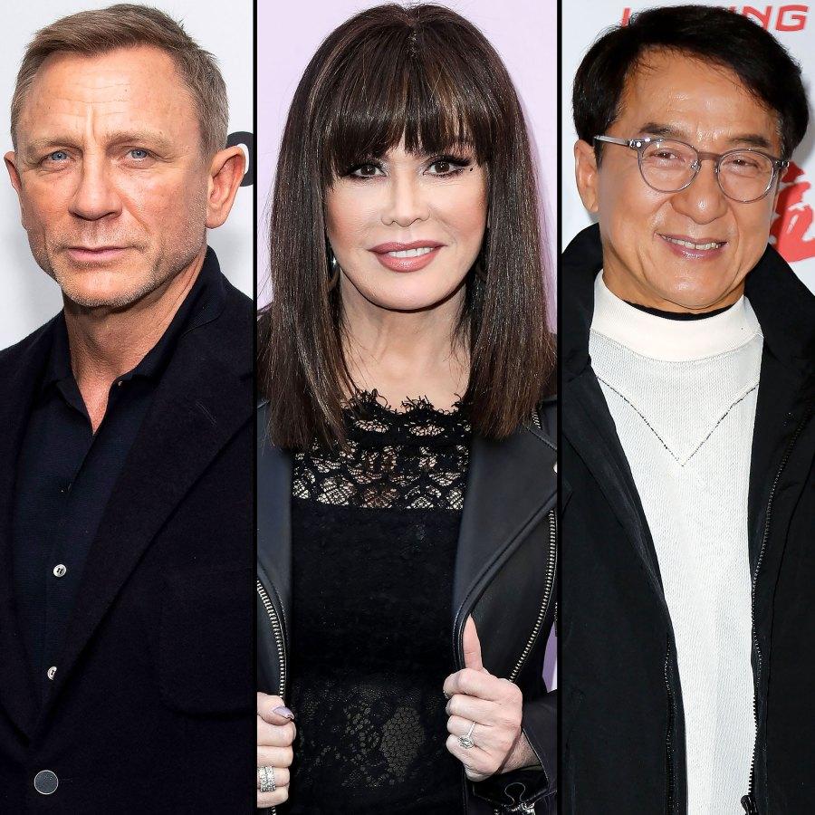 Daniel Craig and More Celebrities Not Leaving Their Children Inheritances