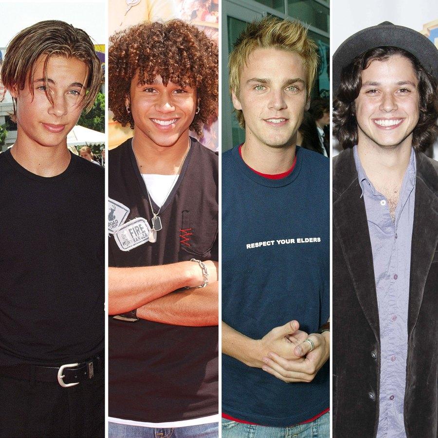Disney Channel Original Movie Hunks Where Are They Now Erik Von Detten Corin Bleau Riley Smith Raviv Ullman